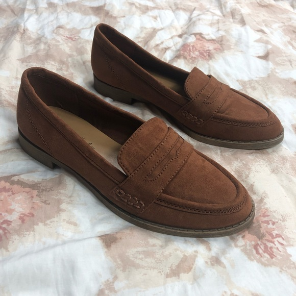 American Eagle Womens Loafers Size